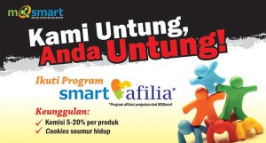 Smart Afilia - Program Afiliasi MQSmart